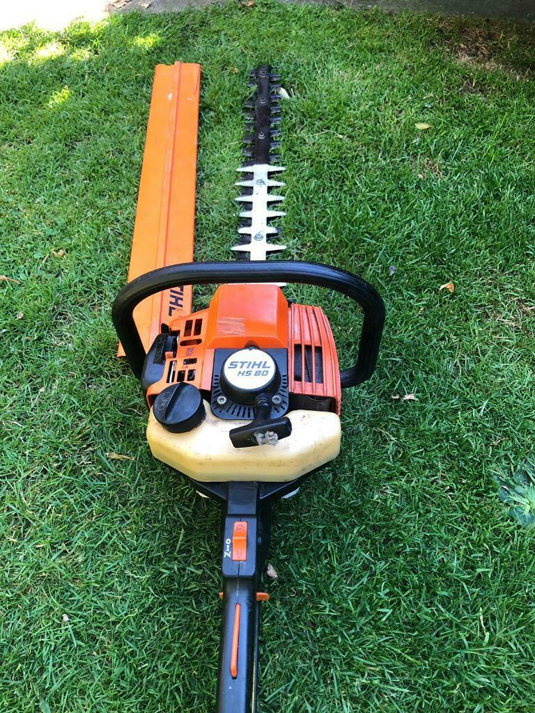 Stihl HS 80 hedge cutter | in Addlestone, Surrey | Gumtree