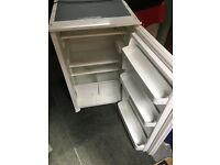 Used integrated Smeg fridge, Buyer collects RH8