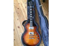 ESP LTD EC-401 VF Limited Edition with Seymour Duncans, like new!