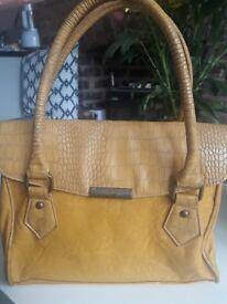 Mustard Dorothy Perki s Handbag