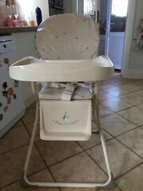 Peter Rabit High Chair Free!!