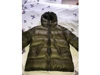 Small men's CP down jacket bought at Xmas