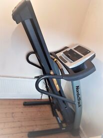 Nordic Track T14.0 Treadmill in top condition.
