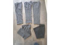 Boys school clothes size 6-7 yrs