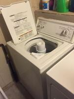 Clean, good condition water and dryer for sale