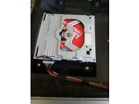 "Spare parts for LED24265DVDCNTD. Led 24"" Smart Tv DVD Combi. Internal screen damage."
