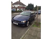 LEXUS IS200 VERY GOOD CONDITION, 11 MONTH MOT, JUST SERVICED !!!