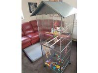 Parrot/ bird cage