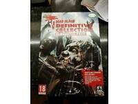 Dead island definitive edition slaughter pack xbox one sealed