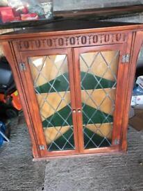 Lovely wooden corner unit
