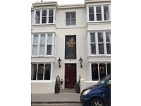 Housekeeper/Breakfast Assistant wanted for The Southern Belle Pub & Hotel, Waterloo Street, Hove.