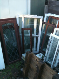 Window inserts with double glazed glass (glass has misted)