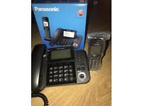 Panasonic kx-tgf320 phone and answering machine