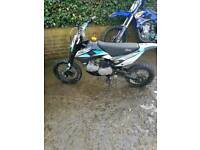 2017 stomp 120sr for sale swap pitbike not crosser/quad