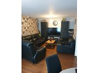 Large 2 bed maisonette flat with a terrace, need a 3 bedrooms in London