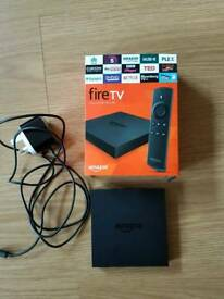 Amazon fire tv 4k voice search, with extras
