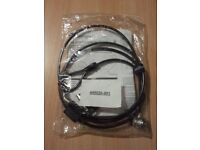 Kensington Dell Microsaver Keyed Laptop Security Lock Cable & 2 Keys - 093649