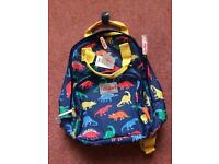 Medium backpack Dino Stamps from Cath Kidston
