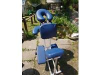 Massage table/chair