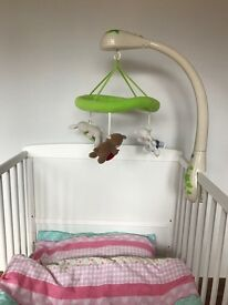 Chicco baby cot mobile