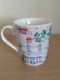 Cath Kidston British Designer London Mug / Cup Brand New