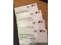 Jack and the Beanstalk - Pantomime tickets Carlisle