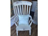 Pine Antique Chair