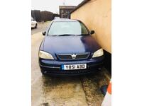 Vauxhall for sale 1.7 ecotech