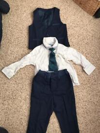 Boys Next Suit age 18-24 months