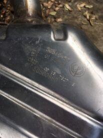 Alfa Romeo Spider 939 Exhaust rear silencer 50510456 50510455