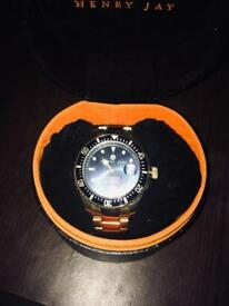 Henry Jay 23 Carat Watch