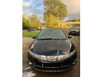 Honda Civic Sport 1.8 - 2006 - 5 Door Hatch - Black