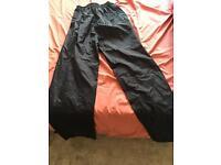 Men's waterproof jacket & trousers size small brand new