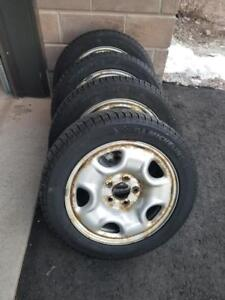 205 55 16 Winter Tires Kijiji In Chatham Kent Buy Sell Save