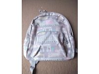 ( New with tag ) Harrods backpack London landmarks