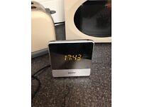 Philips Radio and Clock