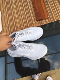 Nike white Jewell