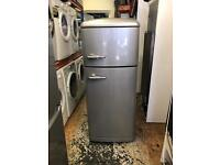 Hotpoint fridge freezer height is 150 cm and width is 60 cm