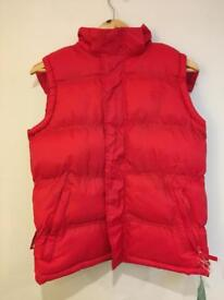 Childs padded gilet age 11 - 12