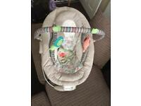 Baby bouncer chair