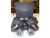 tasco 16x50mm binoculars with case