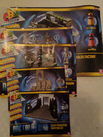 CB Character Builing DR WHO Now £20