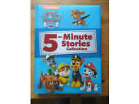 Paw Patrol Story Collection book