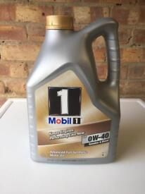 Mobil one oil