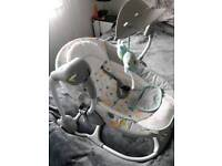 Baby swing in great condition !!! With battery powered option !!!!
