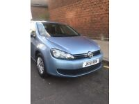 Volkswagen Golf 1.6, Mk6, 2009 reg with low mileage