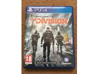 PS4 game - The Division
