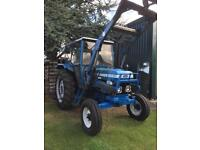 Tractor Ford 4610 LOW HOURS