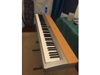 Yamaha P-140S Portable Piano, includes Piano stand + AC Power Adapter - Perfect condition
