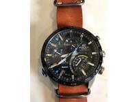Casio Edifice EQB501XDB-1A Time Traveler Smartphone Bluetooth Watch